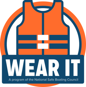 Graphic of the Wear It life jacket